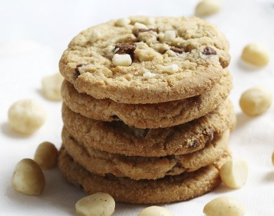 C is for Cookie - & cryogenic gases that help commercial bakeries chill & freeze them